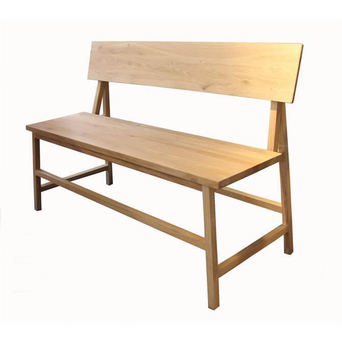 N3 Bench in Oak