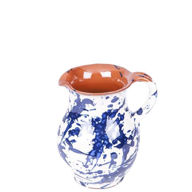 ABS Blue Splatter Traditional Jug