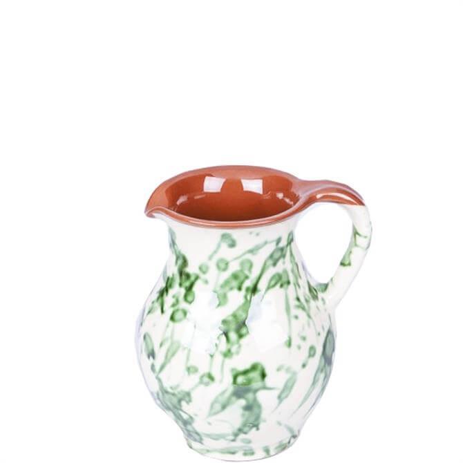 ABS Green Splatter Traditional Jug