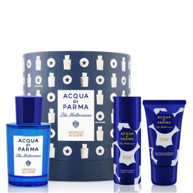 Aqua di Parma Blu Meditarraneo Arancia di Capri Gift Set