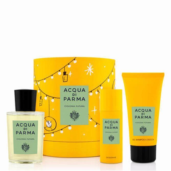 Acqua Di Parma Colonia Futura Christmas Gift Set
