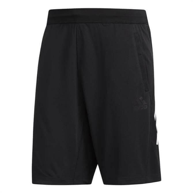"Adidas 3-Stripes 9"" Shorts"