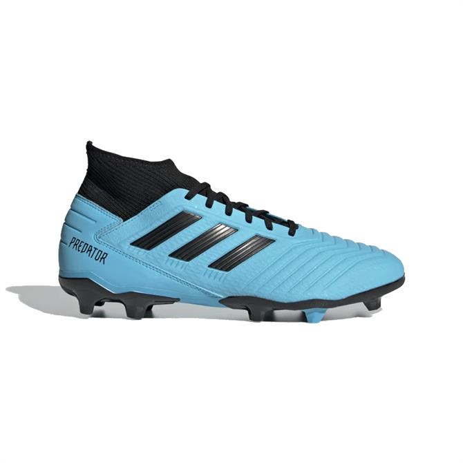 Adidas Predator 19.3 FG Football Boots - Blue