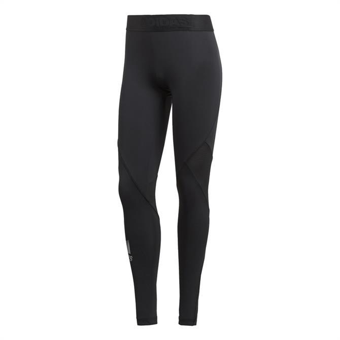 Adidas Alphaskin Women's Sport Leggings - Long