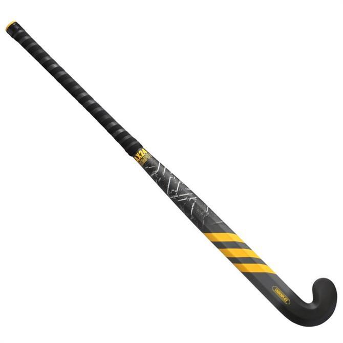 Adidas AX24 Compo 1 Hockey Stick - Grey/Yellow