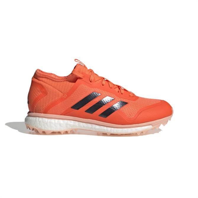 Adidas Fabela X Empower Women's Hockey Shoe - Orange