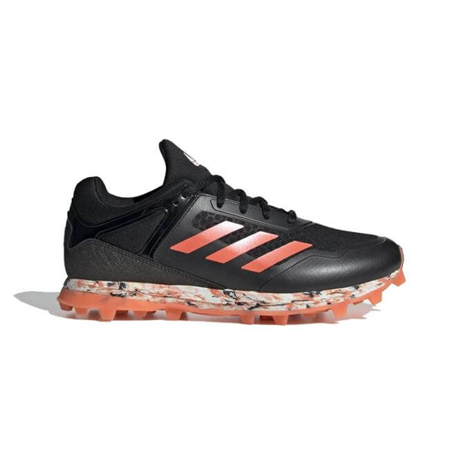 Adidas Fabela Zone Women's Hockey Shoe - Black/Orange