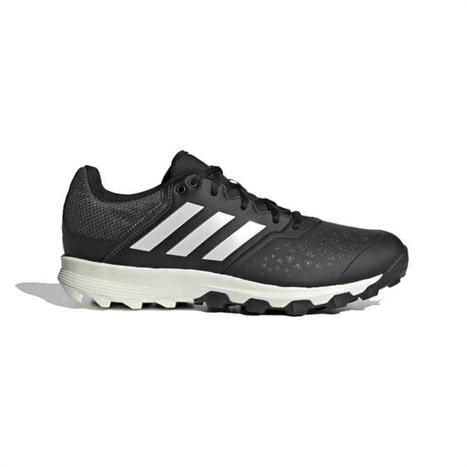 Adidas FlexCloud Men's Hockey Shoe - Black/White