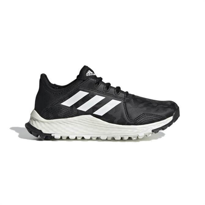 Adidas Youngstar Hockey Shoe - Black