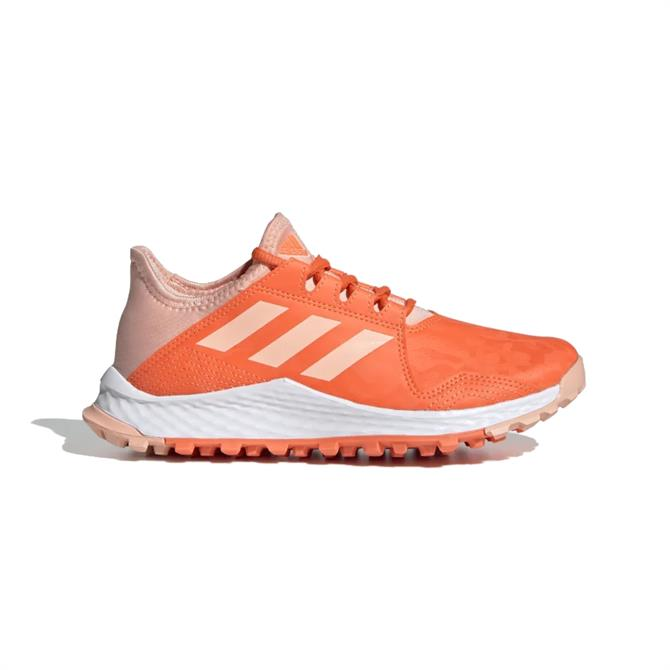 Adidas Youngstar Hockey Shoe - Orange