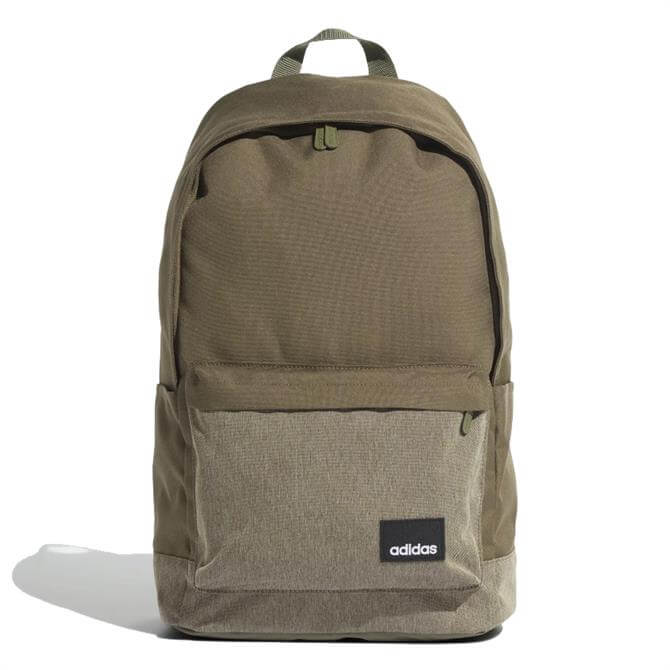 Adidas Linear Classic Casual Backpack - Khaki
