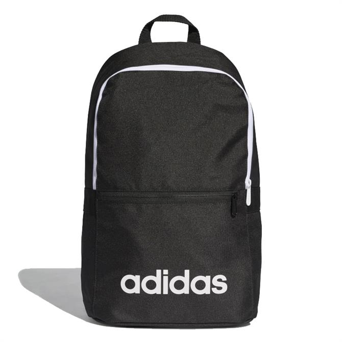 Adidas Linear Classic Daily Backpack - Black