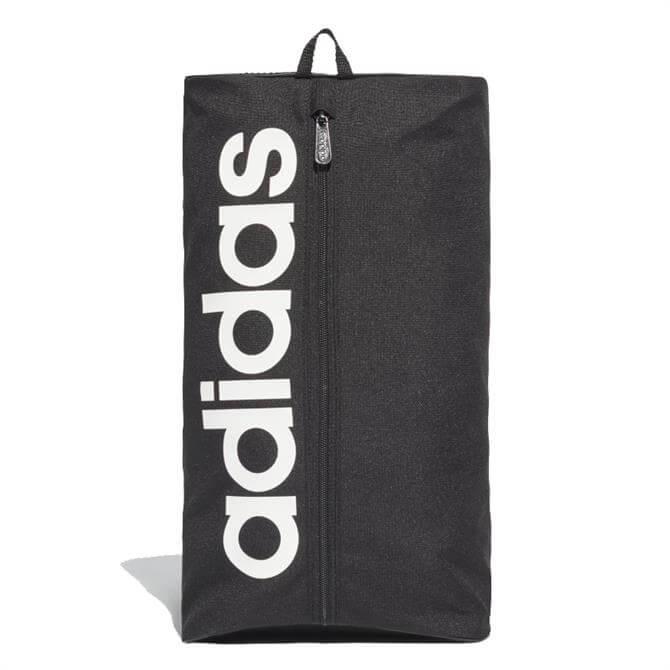 Adidas Linear Core Shoe Bag - Black/White