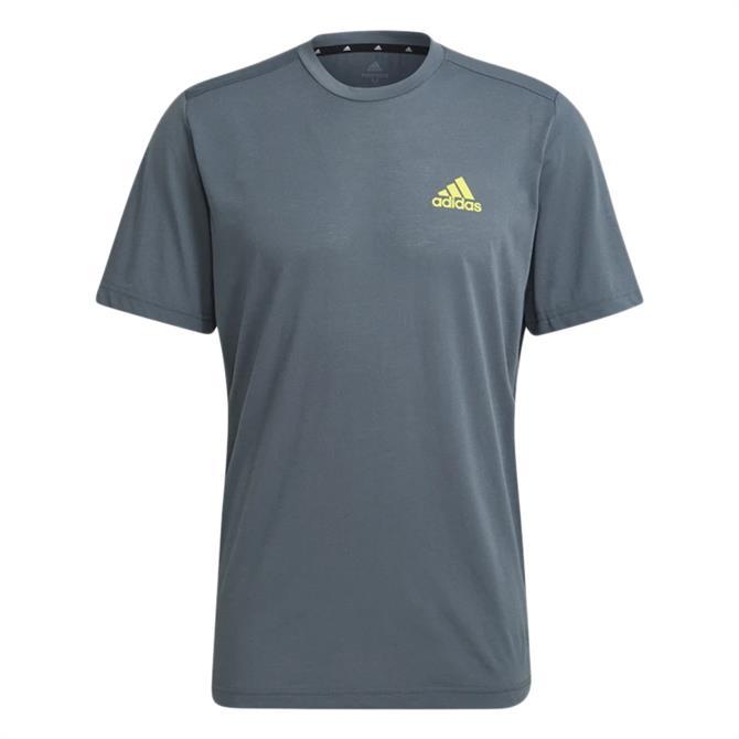 Adidas Aeroready Designed 2 Move Feelready Sport Tee