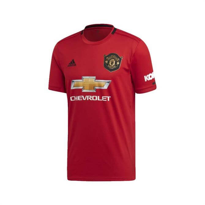 Adidas Manchester United Adult's Home Shirt 2019-20