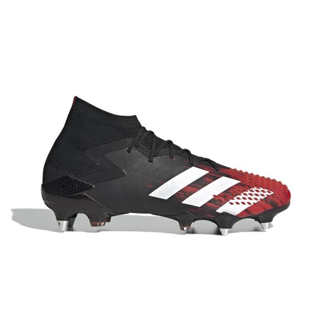 Adidas Predator 20.1 SG Football Boot - Black/Red
