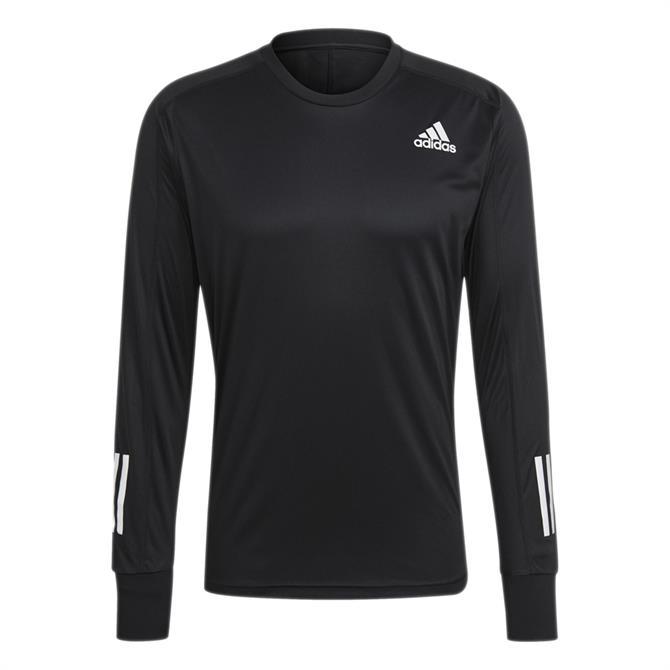 Adidas Own The Run Long Sleeve Top
