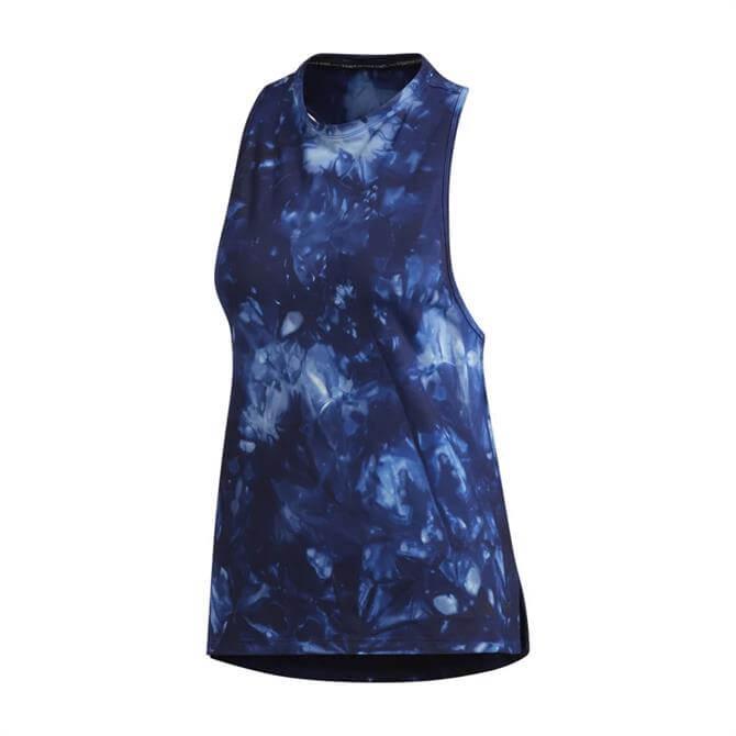 Adidas Parley Women's Tank Top - Blue