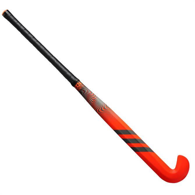 Adidas TX24 Compo 4 Hockey Stick - Orange/Grey