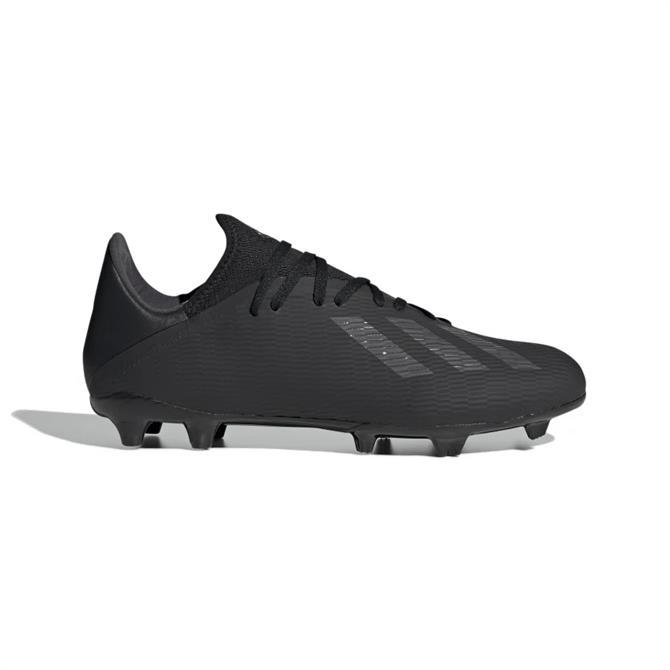 Adidas X 19.3 FG Football Boot - Black