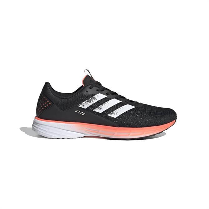 Adidas SL20 Men's Running Shoe - Black/White