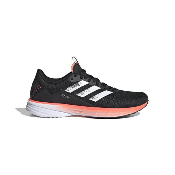 Adidas SL20 Women's Running Shoe - Black/White