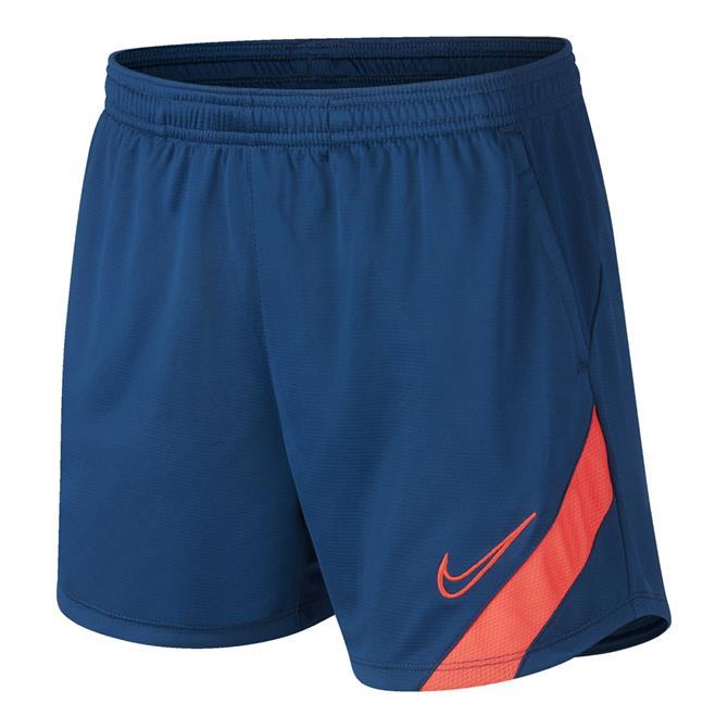 Nike Academy Pro Women's Football Shorts - Blue