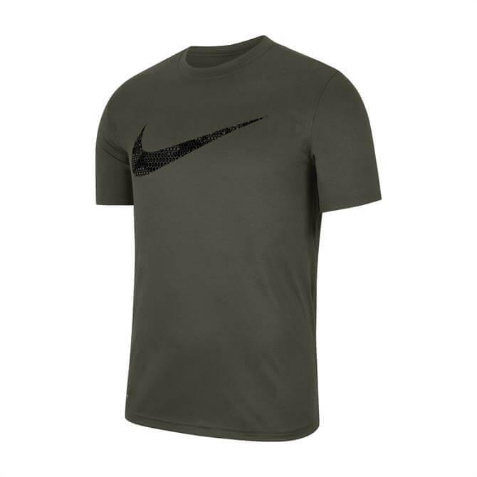 Nike Legend Men's Training T-Shirt - Khaki