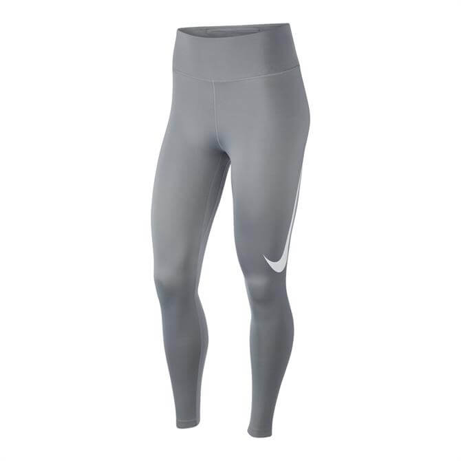 Nike Women's 7/8 Running Tights - Grey