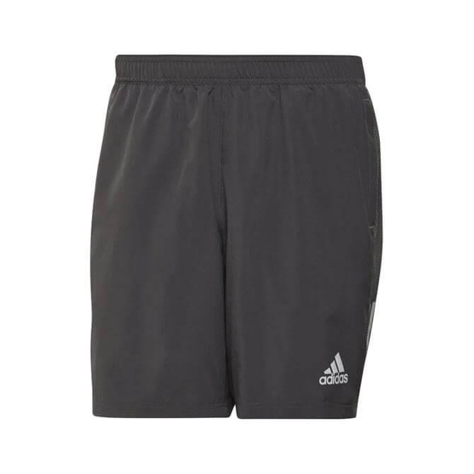 Adidas Own The Run Shorts - Grey