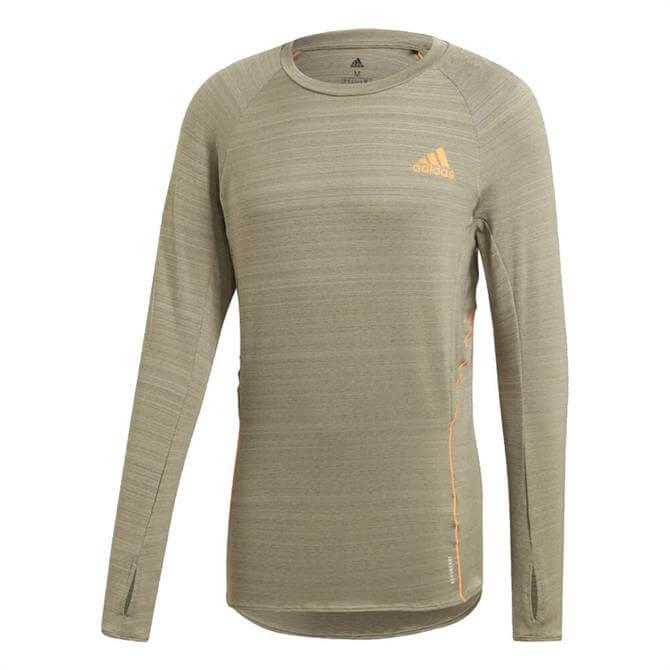 Adidas Runner Long-Sleeve Top
