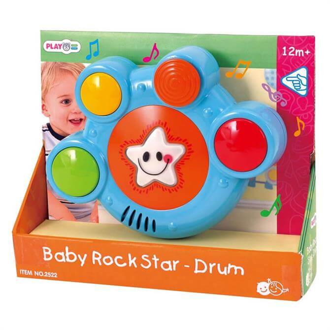 Baby Rock Star Drum