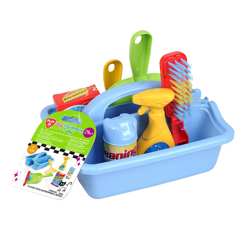 An image of Playgo Cleaning Set