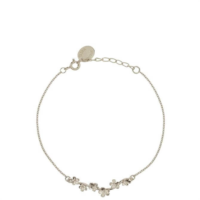 Alex Monroe Forget Me Not Bracelet