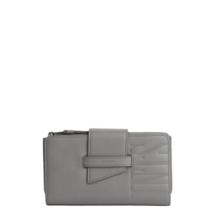 AllSaints Mallow Leather Wallet