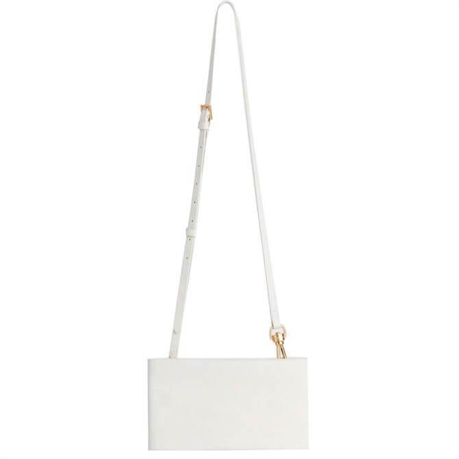 AllSaints Mila Leather Double Pouch Bag
