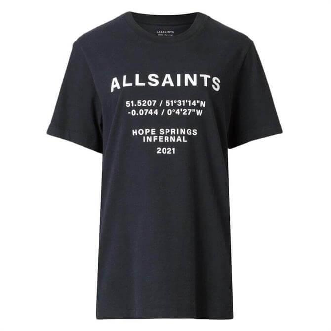 AllSaints Co-Ordinates Boyfriend Tee