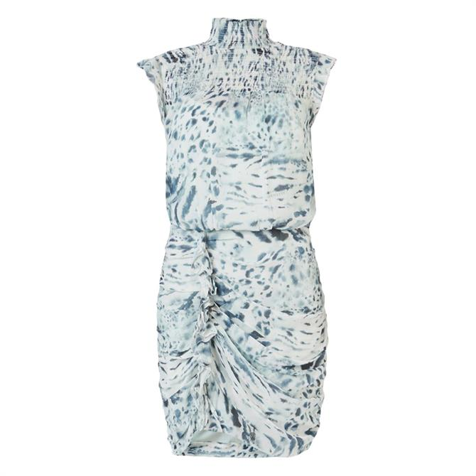 AllSaints Elena Perpetua Dress