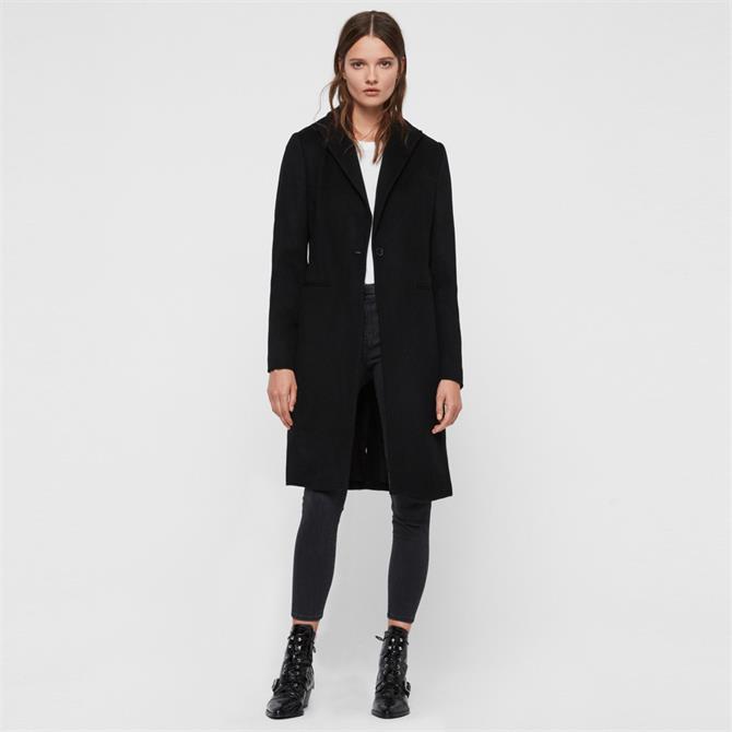 AllSaints Elora Coat