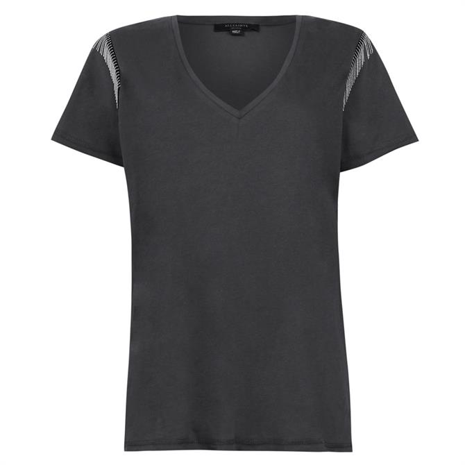 AllSaints Emelyn Chain T-Shirt