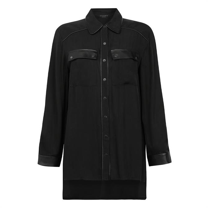 AllSaints Esther Lea Shirt