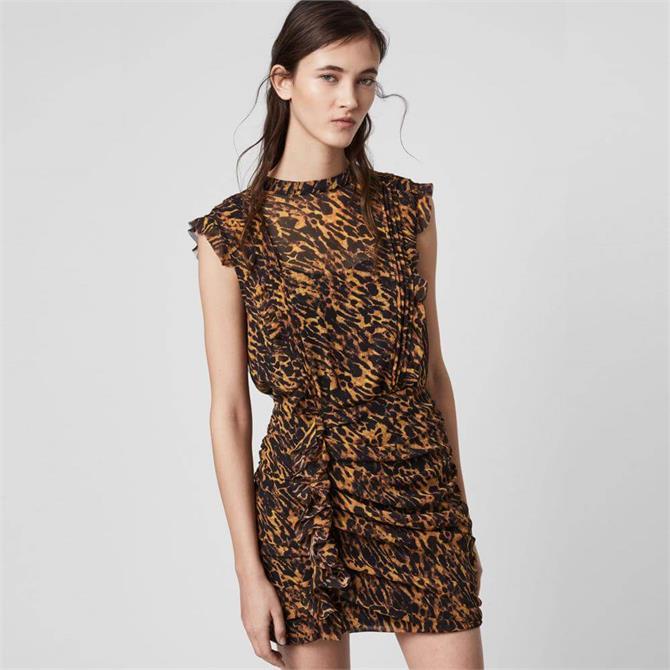 AllSaints Hali Ambient Dress