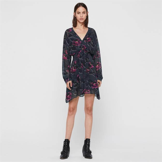 AllSaints Nichola Rosalyn Dress