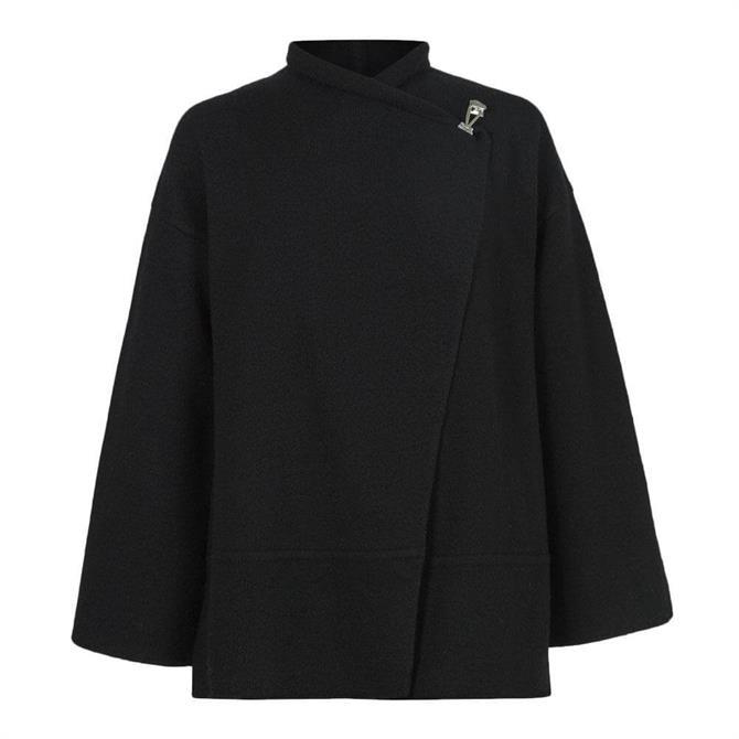 AllSaints Nola Merino Wool Cardigan