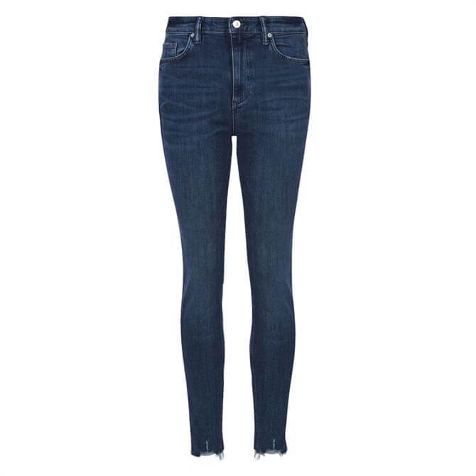 AllSaints Sadie Sky High Superstretch Skinny Jeans