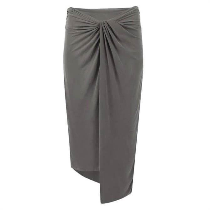 AllSaints Sami Midi Skirt