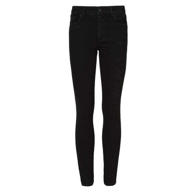 AllSaints Miller Mid-Rise Size Me Skinny Jeans