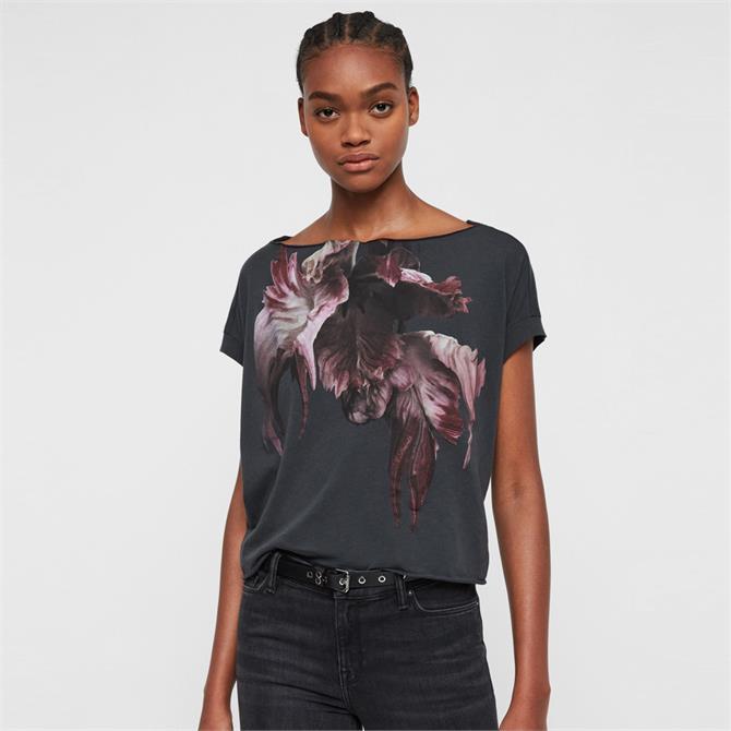 AllSaints Tulipa Pina T-Shirt
