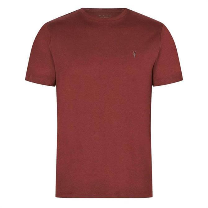 AllSaints Brace Short Sleeve Crew Neck T-Shirt