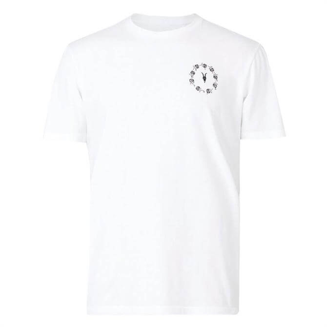 AllSaints Bunch Brace Crew T-Shirt